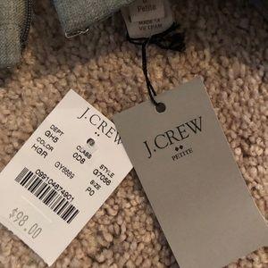 J Crew point dress